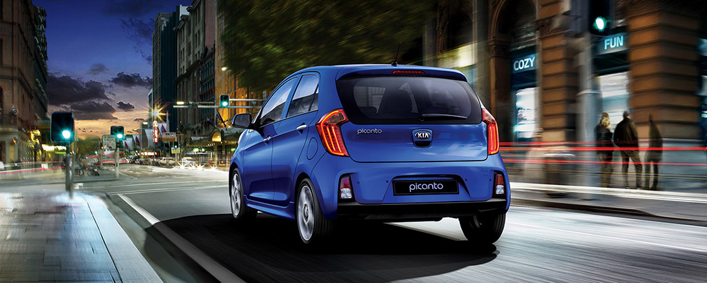 KIA Picanto in Pakistan: Details Available 5