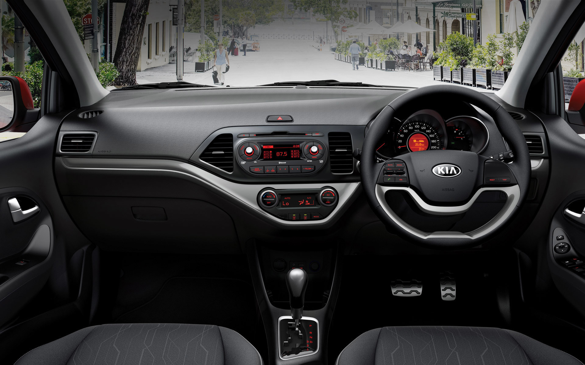 KIA Picanto in Pakistan: Details Available 11