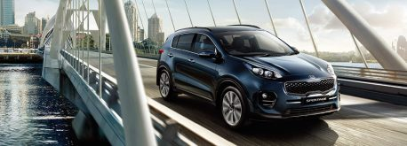 Kia Sportage in Pakistan- Details Available 6