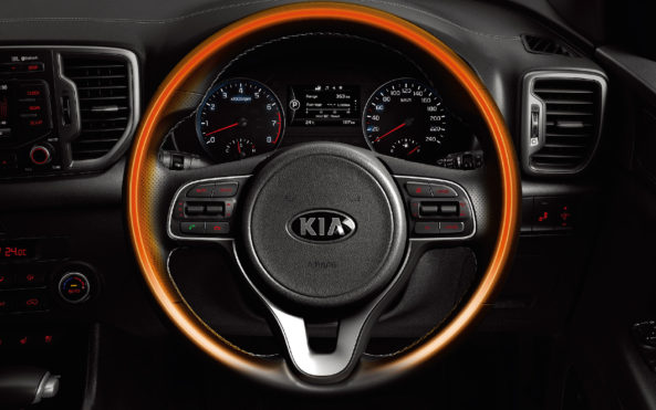 Kia Sportage in Pakistan- Details Available 9