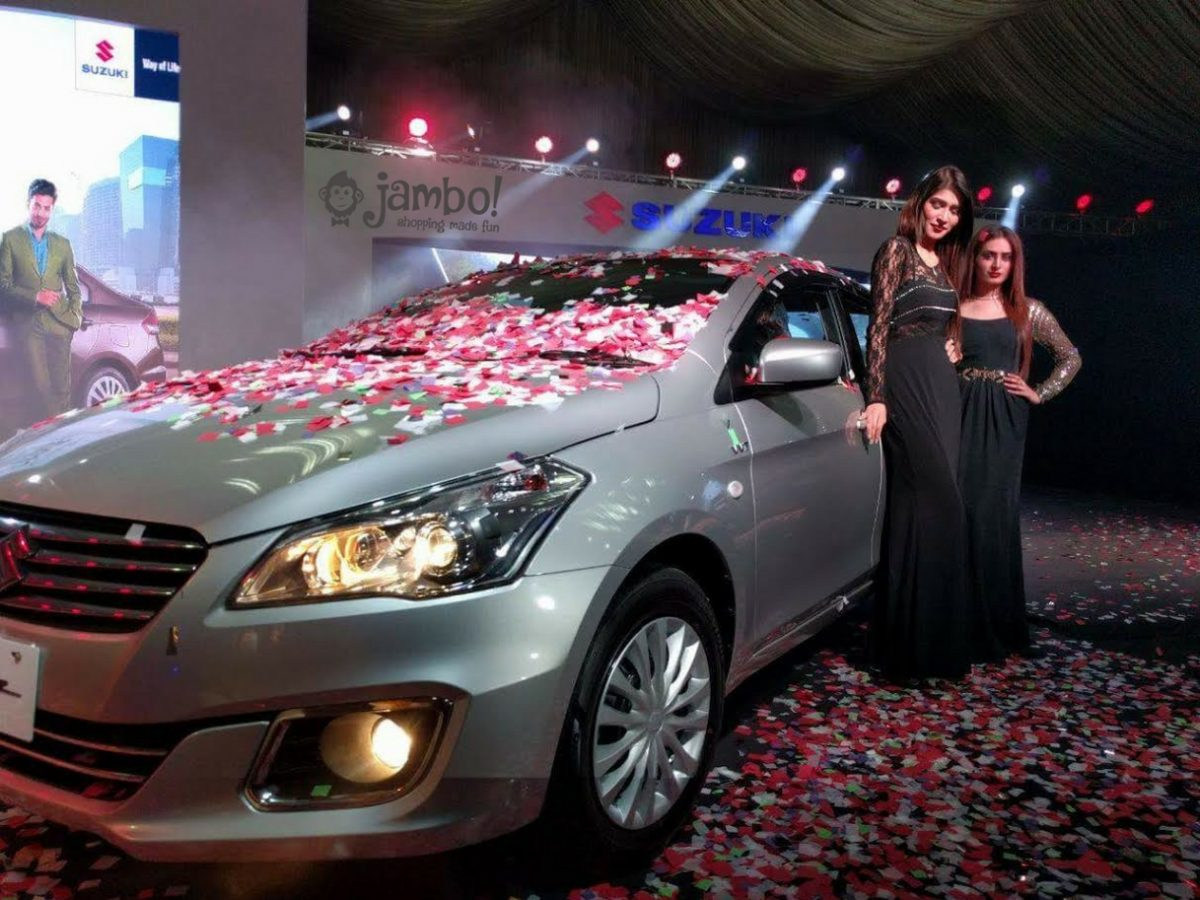 Ciaz- Pak Suzuki's Wildcard Which They Never Knew How to Play 1
