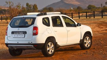 Renault Duster and its Chances of Becoming Successful in Pakistan 9