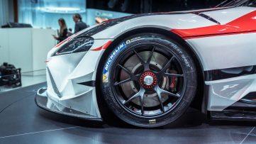 Toyota GR Supra Racing Concept at Geneva 11