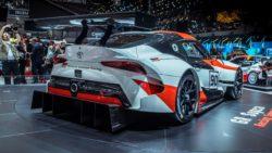 Toyota GR Supra Racing Concept at Geneva 18
