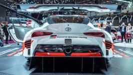 Toyota GR Supra Racing Concept at Geneva 16