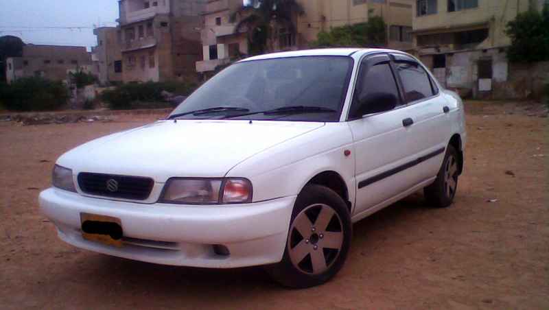 Best Local Assembled 1300cc Sedan in Pakistan 5