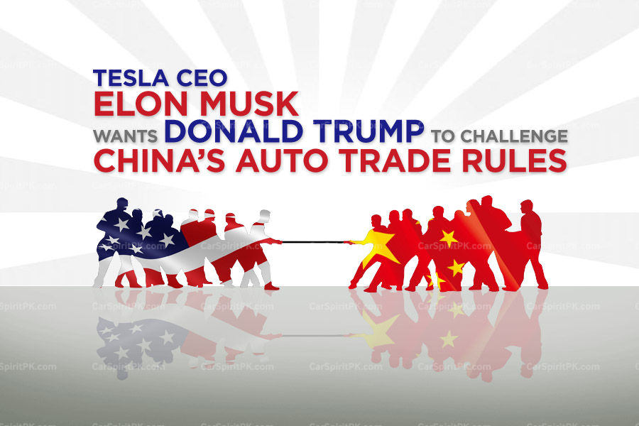 Tesla CEO Elon Musk Wants Donald Trump to Challenge China's Trade Rules 1