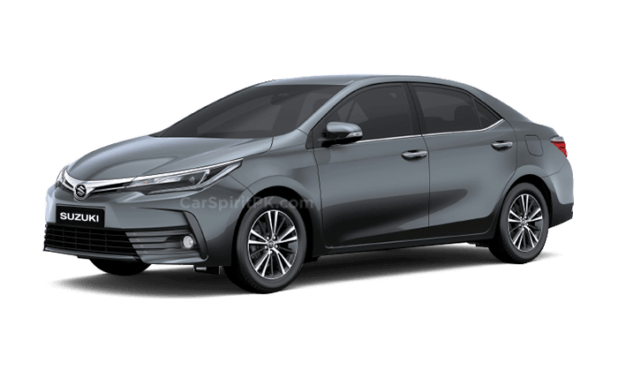 Toyota and Suzuki Collaboration will Give Birth to Suzuki Altis 1