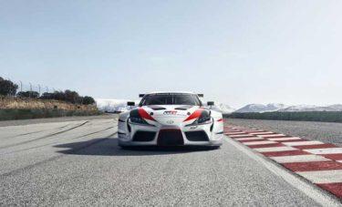 Toyota GR Supra Racing Concept at Geneva 19