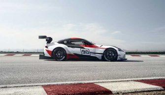 Toyota GR Supra Racing Concept at Geneva 22