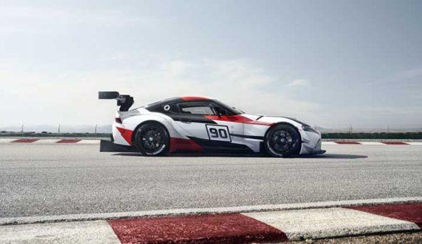 Toyota GR Supra Racing Concept at Geneva 21