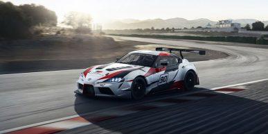 Toyota GR Supra Racing Concept at Geneva 23