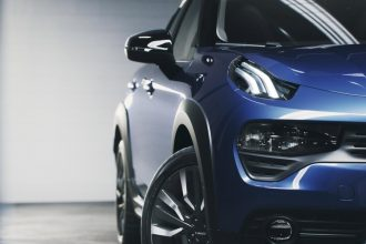 Geely's Lynk & Co Reveals 02 Crossover 8