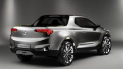 Hyundai Santa Cruz Pickup Truck to Launch in 2020 8