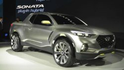 Hyundai Santa Cruz Pickup Truck to Launch in 2020 10