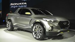 Spotted: Hyundai Readying the Santa Cruz Pickup Truck 4