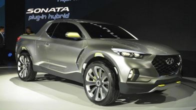 Hyundai Santa Cruz Pickup Truck to Launch in 2020 7