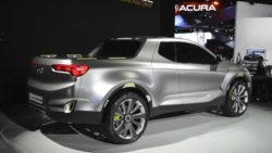 Hyundai Santa Cruz Pickup Truck to Launch in 2020 12
