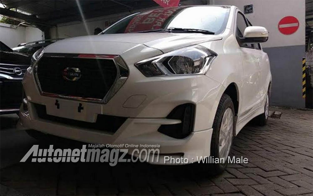 2018 Datsun Go Facelift to Launch in Indonesia on 7th May 1