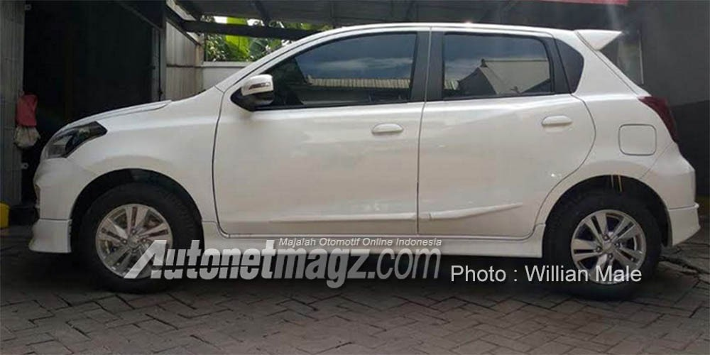 2018 Datsun Go Facelift to Launch in Indonesia on 7th May ...