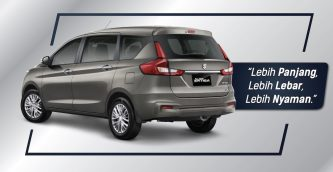 2018 Suzuki Ertiga to go on Sale in Indonesia on 12 May 4