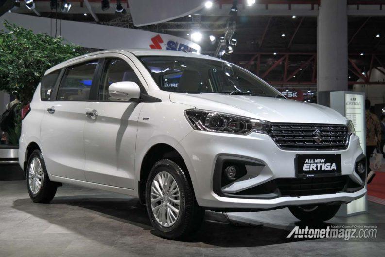 Second Generation Suzuki Ertiga Officially Revealed at IIMS 2018 1