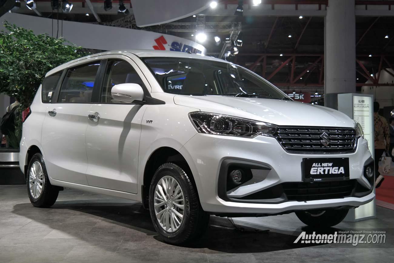 Second Generation Suzuki Ertiga Officially Revealed at IIMS 2018 7