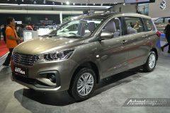 Second Generation Suzuki Ertiga Officially Revealed at IIMS 2018 5