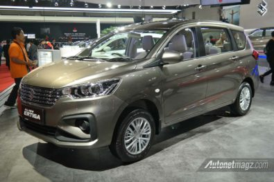 Second Generation Suzuki Ertiga Officially Revealed at IIMS 2018 4
