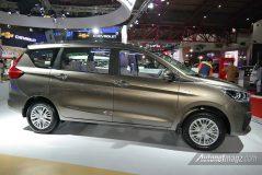 Second Generation Suzuki Ertiga Officially Revealed at IIMS 2018 6
