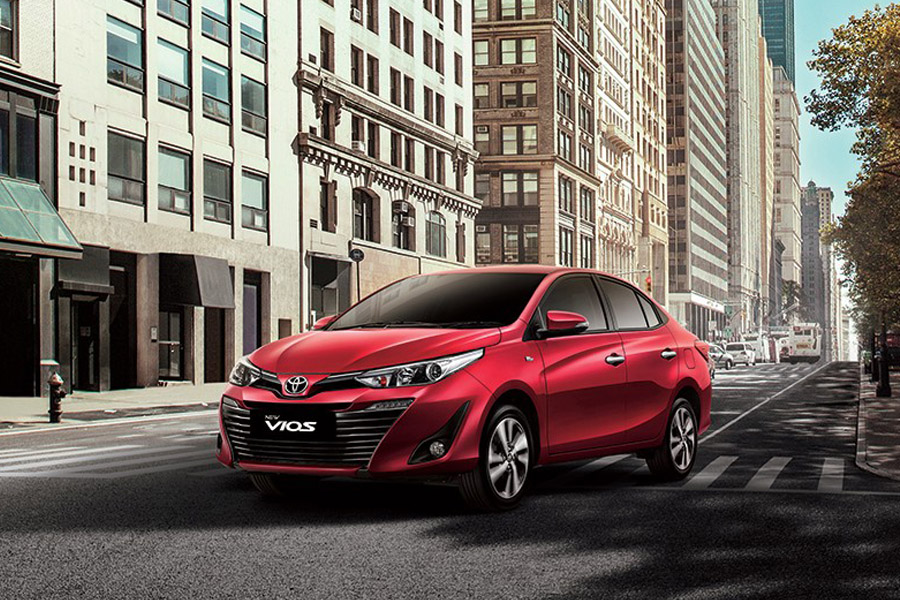 Toyota Yaris Launched in Indonesia as Vios 12
