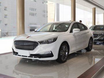 The Hongqi H5 Sedan 2
