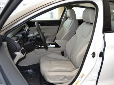 The Hongqi H5 Sedan 10