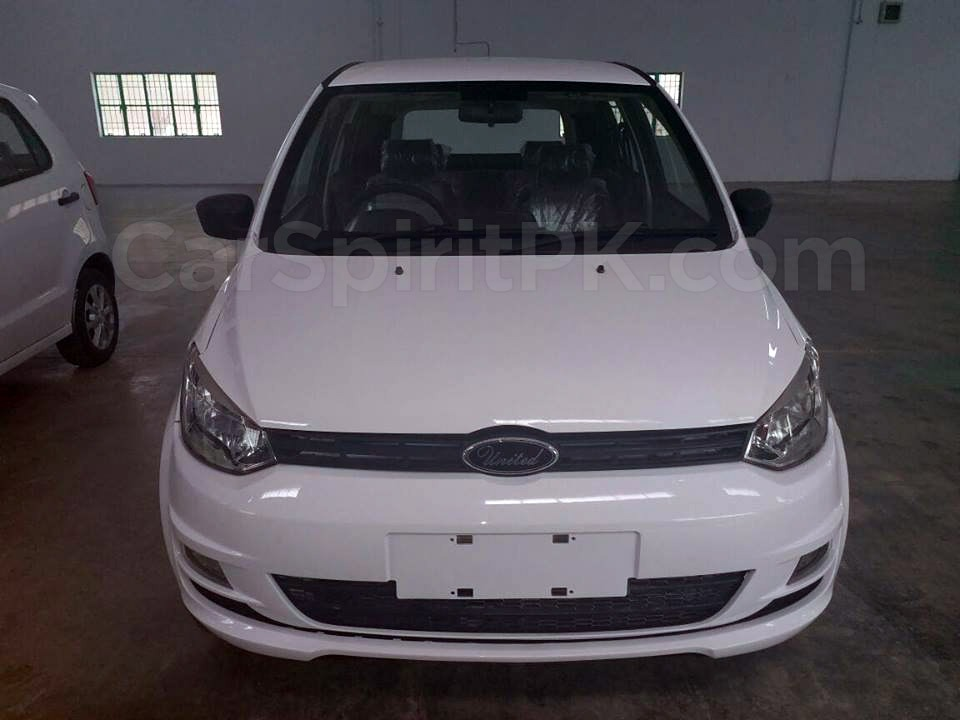 United to Launch the Bravo Hatchback After Eid 8