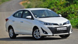 Toyota Yaris Sedan in India has a Localization Level of 87% 8