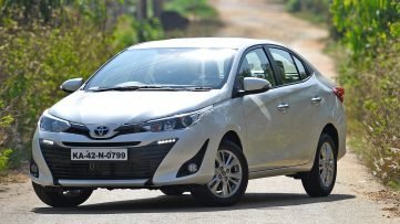 2018 Toyota Yaris Prices Announced in India 9