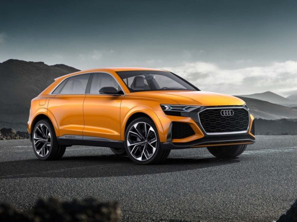 Audi Q8 Officially Teased 5