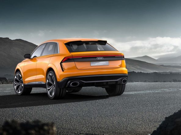 Audi Q8 Officially Teased 6