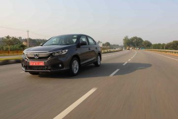 Honda Amaze All Set to Launch in India on 16th May 19