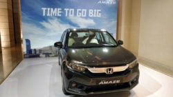 Honda Amaze All Set to Launch in India on 16th May 17