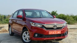 Honda Amaze All Set to Launch in India on 16th May 6