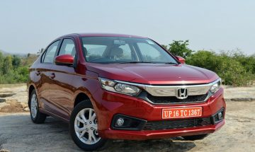 Honda Amaze All Set to Launch in India on 16th May 9