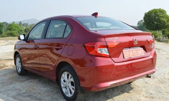 Honda Amaze All Set to Launch in India on 16th May 5