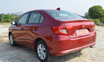 Honda Amaze All Set to Launch in India on 16th May 11
