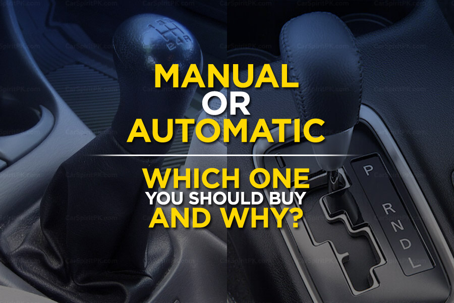 Manual or Automatic- Which One You Should Buy? 1