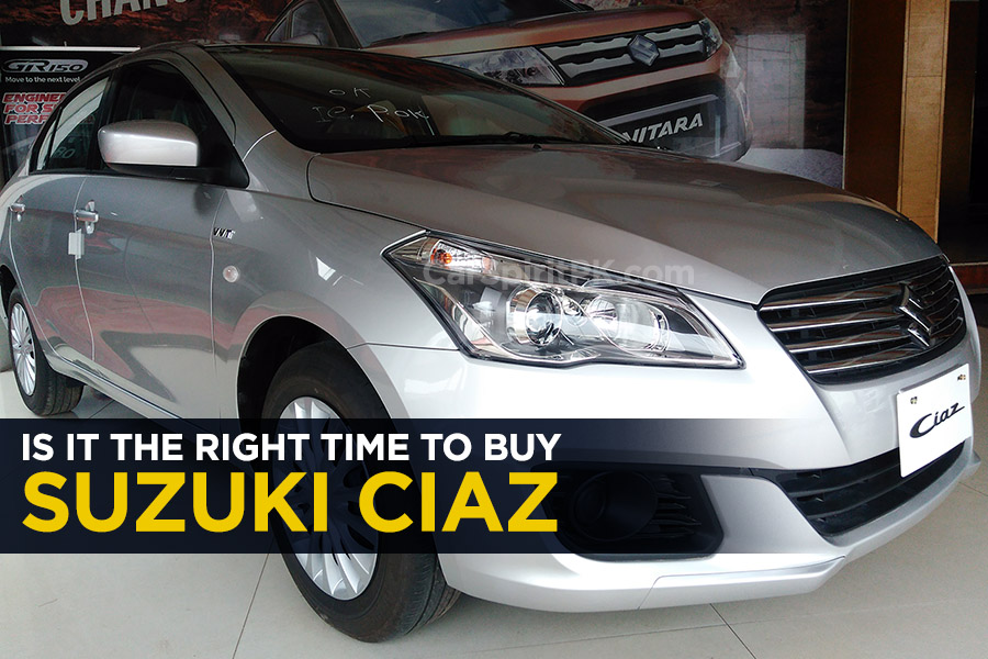 Is this the Right Time to Buy Suzuki Ciaz? 1