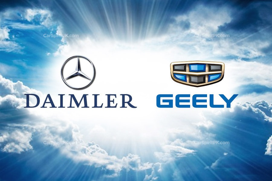 Mercedes Powered Geely Cars in Future? 1
