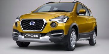 The Datsun CROSS Goes on Sale in Indonesia 3