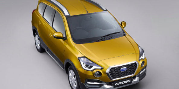 The Datsun CROSS Goes on Sale in Indonesia 6