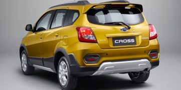 The Datsun CROSS Goes on Sale in Indonesia 8